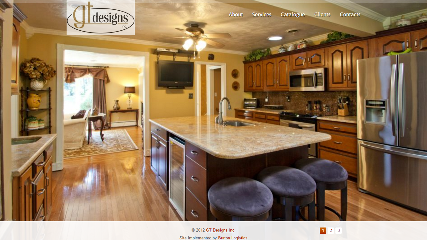 Website created for a renovation company out of Delaware.